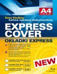 Listwy wsuwane i okładki Express Argo 4,5mm - zestaw do oprawy dokumentów w sklepie internetowym Niszczarka.net
