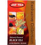 Herbata czarna FRUIT TEA MELANG JAF TEA koperta (5 x 4 tor.) w kopertach aromatyzowana w sklepie internetowym kawyiherbaty.com.pl
