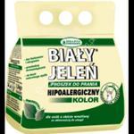Pollena Hipoalergiczny proszek do prania biały jeleń kolor w sklepie internetowym E-Szop