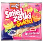 nimm2 Śmiejżelki Sokki jogurtowe - żelki owocowe wzbogacone witaminami w sklepie internetowym E-Szop
