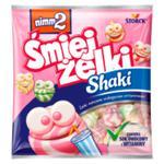 nimm2 Śmiejżelki Shaki Żelki owocowe wzbogacone witaminami w sklepie internetowym E-Szop