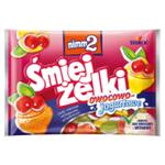 nimm2 Śmiejżelki jogurtowe - żelki owocowe wzbogacone witaminami w sklepie internetowym E-Szop