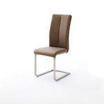 PAUL II krzesło tapicerowane kpl. - cappuccino w sklepie internetowym MeblePumo.pl