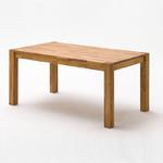 PATRICK stół rozkładany dąb lity dziki 140-220 cm - rozkładane \ 140 cm w sklepie internetowym MeblePumo.pl