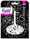 Brait Kostka toaletowa Decor 1-fazowa do WC Floral 40g _dsu24.pl w sklepie internetowym dsu24.pl