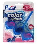 Brait Kostka toaletowa 2-fazowa Color Splash do WC Sweet Flowers 45g _dsu24.pl w sklepie internetowym dsu24.pl