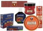 Zestaw koloryzujący do renowacji skór - AVEL / SAPHIR 6 w sklepie internetowym Multirenowacja.pl