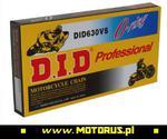 DID 630V-100 ogniw łańcuch napędowy O-RING DID630V-100 ogniw łańcuch napędowy O-RING sklep motocyklowy MOTORUS.PL w sklepie internetowym Motorus.pl