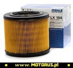 MAHLE LX194 motocyklowy filtr powietrza BMW R45, R50, R60, R80, R90, R100 MAHLE motocyklowe filtry powiertrza w sklep motocyklowy MOTORUS.PL w sklepie internetowym Motorus.pl