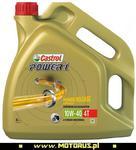 CASTROL POWER1 4T 10W40 motocyklowy olej silnikowy półsyntetyczny 4L CASTROL oleje i chemia motocyklowa SUPER CENY sklep motocyklowy MOTORUS.PL w sklepie internetowym Motorus.pl