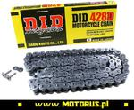 DID 428D-108 ogniw łańcuch napędowy BEZORINGOWY DID428D-114 ogniw łańcuch napędowy BEZORINGOWY sklep motocyklowy MOTORUS.PL w sklepie internetowym Motorus.pl