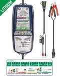TECMATE OPTIMATE 4s motocyklowa ładowarka do akumulatora prostownik LITHIUM LFP, LIFEPO4 SAE 5A (2-100Ah) ŁADOWARKA PROSTOWNIK do akumulatorów motocyklowych sklep motocyklowy MOTORUS.PL w sklepie internetowym Motorus.pl