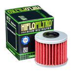 Hiflofiltro HF117 moto DCT filtr oleju HONDA NC700S DCT 12-14, NC750 Intergra DCT 14-16, NC750S DCT 14-16, NC750X DCT 14-16, CRF1000 Africa Twin HIFLOFILTRO motocyklowe filtry oleju NAJLEPSZA CENA w sklepie internetowym Motorus.pl