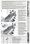 SHAD stelaż kufra centralnego HONDA VFR800 VTEC 02-04 SHAD kufry i stelaże motocyklowe SUPER CENY sklep motocyklowy MOTORUS.PL w sklepie internetowym Motorus.pl