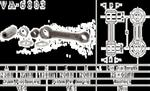 VESRAH VA-6003 korbowód YAMAHA YZ250 83-89 VESRAH korbowody motocyklowe SUPER CENY sklep motocyklowy MOTORUS.PL w sklepie internetowym Motorus.pl