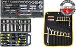 Proxxon + Stanley + Yato SUPER zestaw narzędzi 120 części w sklepie internetowym ŚwiatNarzędzi.pl