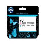 oryginalna głowica HP 70 [c9405a] light cyan / light magenta w sklepie internetowym GlobalPrint.pl