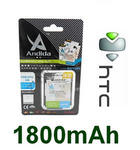 BATERIA HTC Desire NEXUS ONE Li-Ion /1800 mAh / 3.7V / Andida / zamiennik: BA S410, G5, Desire NEXUS ONE(G7), DESIRE A8181, GOOGLE, BRAVO A8181, A w sklepie internetowym Batteryworld.eu
