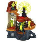 Fisher Price Wieża Czarnoksiężnika BDY36 IMAGINEXT w sklepie internetowym Malutek