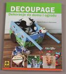 Decoupage Dekoracje do domu i ogrodu - Marie Ender w sklepie internetowym ArtEquipment.pl