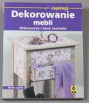 Dekorowanie mebli. Malowanie i inne techniki w sklepie internetowym ArtEquipment.pl