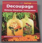 Decoupage Motywy klasyczne i nowoczesne w sklepie internetowym ArtEquipment.pl