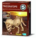 Wykopaliska - Dino szkielety - TRICERATOPS w sklepie internetowym ArtEquipment.pl