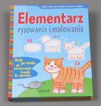 Elementarz rysowania i malowania - wyd. DELTA w sklepie internetowym ArtEquipment.pl