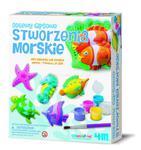 Odlewy gipsowe - STWORZENIA MORSKIE w sklepie internetowym ArtEquipment.pl