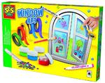 SES Window Art - zestaw do malowania na szkle w sklepie internetowym ArtEquipment.pl