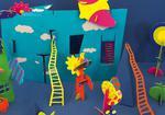 """Tekturowy Teatr - Miasto Marzeń """"City of Dreams"""" w sklepie internetowym ArtEquipment.pl"""