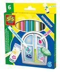 SES Zmywalne markery do malowania na szkle w sklepie internetowym ArtEquipment.pl
