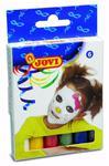 Kredki do malowania twarzy 6 kol x 17 gr - JOVI w sklepie internetowym ArtEquipment.pl