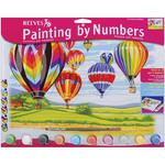 Malowanie po numerkach - Balony - 30x40 cm w sklepie internetowym ArtEquipment.pl