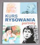 Kurs rysowania i malowania PORTRETY -  Jean-Pierre Lamerand w sklepie internetowym ArtEquipment.pl