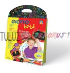 Tablica kredowa Giotto be-be + akcesoria w sklepie internetowym TuLuz.pl