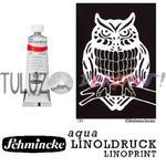 Farba wodna do linorytu Schmincke czarna 35 ml w sklepie internetowym TuLuz.pl