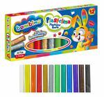 Plastelina BAMBINO 12 kolorów (01710) w sklepie internetowym Tornistry.com.pl