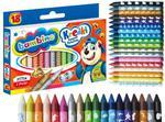 Kredki BAMBINO 18 kolorów (00201) w sklepie internetowym Tornistry.com.pl