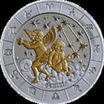 Rwanda - 2009, 1000 Francs - Znaki zodiaku - Bliźnięta w sklepie internetowym Numizmatyka24.pl