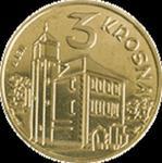 3 Krosna 2009 - Krosno Odrzańskie w sklepie internetowym Numizmatyka24.pl