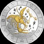 Rwanda - 2009, 1000 Francs - Znaki zodiaku - Rak w sklepie internetowym Numizmatyka24.pl