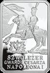 10 zł 2010 Historia jazdy polskiej - Szwoleżer Gwardii Cesarza Napoleona I w sklepie internetowym Numizmatyka24.pl