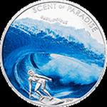 Palau - 2010, 5 dolarów - Zapach raju - Morska bryza w sklepie internetowym Numizmatyka24.pl