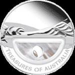 Australia - 2011, 1 dolar - Skarby Australii - Perły w sklepie internetowym Numizmatyka24.pl