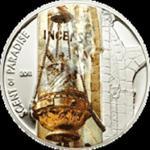 Palau - 2011, 5 dolarów - Zapach raju - Kadzidło - Incense w sklepie internetowym Numizmatyka24.pl