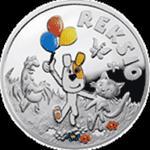 Niue - 2011, 1 dolar - Bohaterowie kreskówek - Reksio w sklepie internetowym Numizmatyka24.pl
