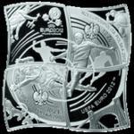 10 zł 2012 x4 Mistrzostwa Europy w Piłce Nożnej UEFA EURO 2012 w sklepie internetowym Numizmatyka24.pl
