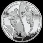 10 zł 2012 i 10 hrywien - Mistrzostwa Europy w Piłce Nożnej UEFA EURO 2012 w sklepie internetowym Numizmatyka24.pl
