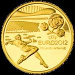100 zł 2012 Mistrzostwa Europy w Piłce Nożnej UEFA EURO 2012 w sklepie internetowym Numizmatyka24.pl